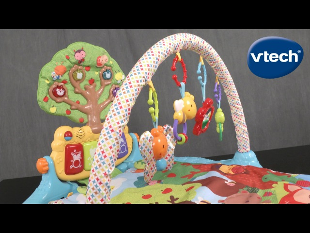 Lil Critters Musical Glow Gym from VTech