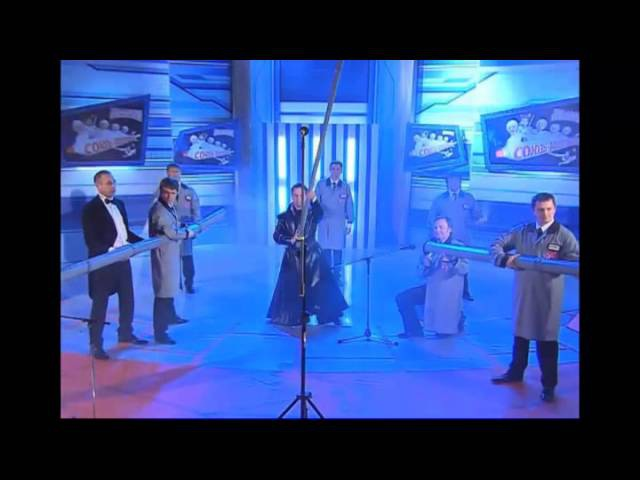 2 Союзы Аполлоны • Космическая музыка на molodejj tv