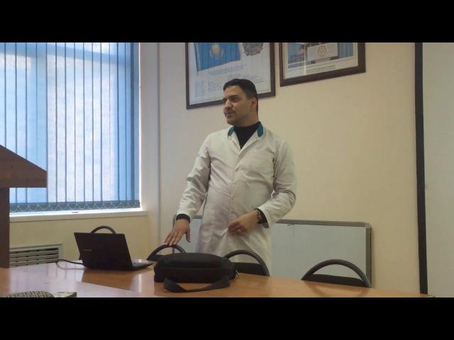 Патофизиология углеводного обмена Лекция 1 2 часть