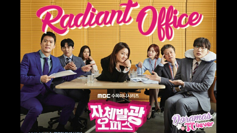 Radiant Office E15 | DoramasTC4ever