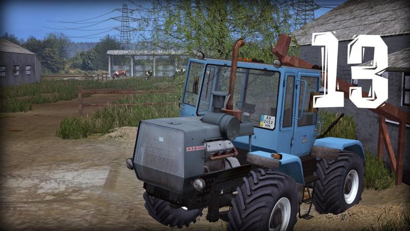 Farming Simulator 15 ● БАЛДЕЙКИНО ● 13