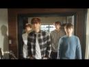 160726 EXO's Chanyeol, D.O @ EXO NEXT DOOR Interview + BTS