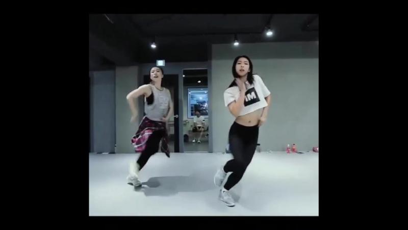 Can't stop dancing - Becky G @iambeckyg minamyoungchoreography 💃🏻💃🏻 @minamyoung beckyg cantstopdancing