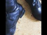 Видео обзор кожаных ботинок)
