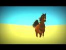 красивый клип про лошадей
