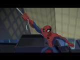 Грандиозный Человек-Паук 2008 1 сезон 1 серия