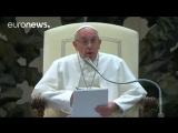 Папу Римского возмутило название мать всех бомб