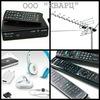 Цифровые приставки DVB-T2, пульты ДУ, АКБ...