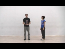 Видео-уроки Буги-вуги (Boogie-woogie). Beginners. Lesson 3. Single time - basic figures (eng subs)