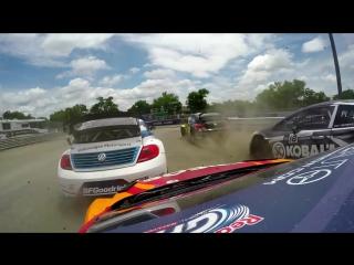 Red Bull Global Rallycross 2016 GoPro Highlights