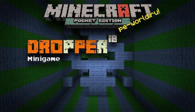 Превью для «Dropper IB | Minecraft PE 0.15.x»