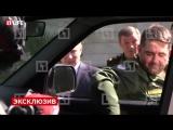 Генерал рассмешил Путина, оторвав ручку авто во время экскурсии
