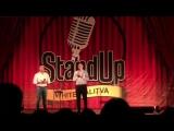Открытие Stand Up проекта в Белой Калитве