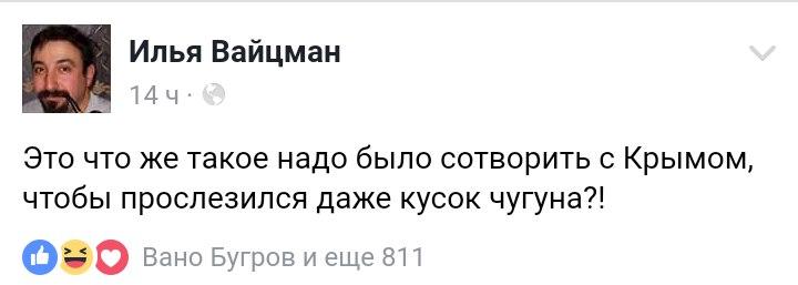 Церковная комиссия опровергла заявление предательницы Поклонской о мироточении бюста Николая II в оккупированном Крыму - Цензор.НЕТ 5396