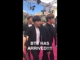 [VIDEO] 17/05/21 BTS on Billboard Music Awards (Magenta Carpet)