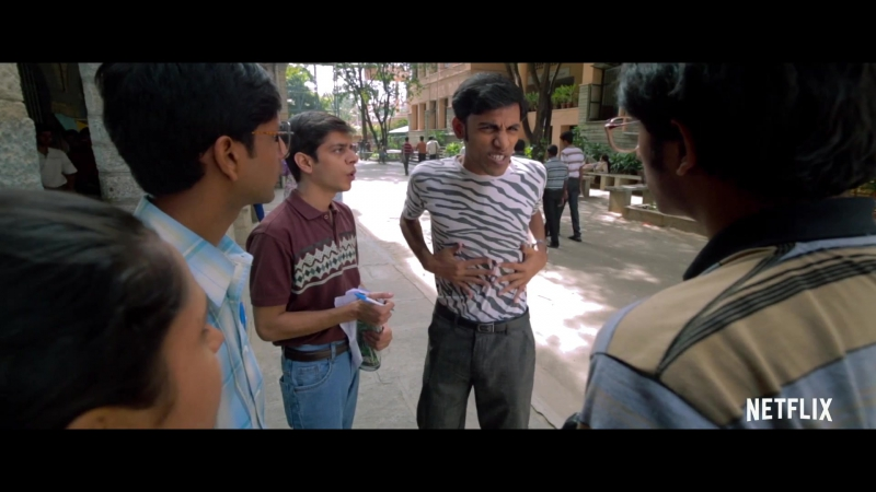 Брахман Наман / Brahman Naman.Трейлер 1 (2016) [1080p]