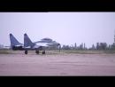 Авиабаза НИТКА, Крым, МИГ-29 СУ-25 СУ-33 (mig-29, su-25, su-33)