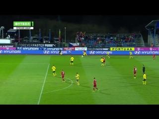 Чехия 3:0 Литва | Товарищеские матчи 2017 | Обзор матча