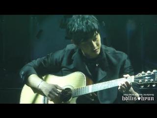 170429 Kim Hyun Joong 김현중 - Wind Song(behind the veil)@anemone fanmeeting