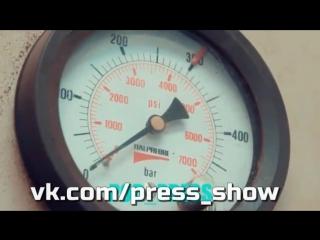 Гидравлический пресс VS Samsung Galaxy S7