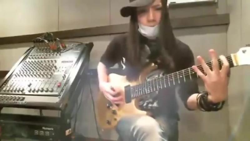 BABYMETAL megitsune IDZ BMD S4 kamiband Takayoshi Ohmura Guitar Lessons
