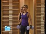 Система физической подготовки «Кроссфит». Комплекс для начинающих. Представляет фитнес - инструктор Ксения ГАРШКОВА