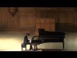 Шуберт Соната № 14 ля минор, соч.143, D 784   Люка Дебарг (фортепиано, Франция)