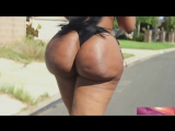 Victoria Cakes [black booty, ebony, big ass]
