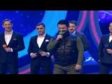 Михаил Галустян поздравил КВН в образе Рамзана Кадырова by