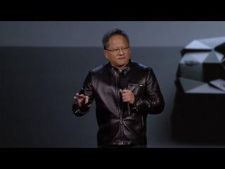 NVIDIA на CES 2017 - главные анонсы для геймеров