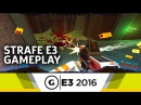 4 Minutes of STRAFE Gameplay - E3 2016