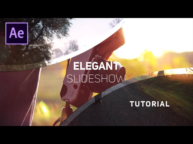 Create Elegant Slide Animation in After Effects - Complete After Effects Tutorials