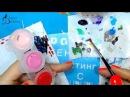 Вебинар Жостово часть 5 Подготовка к уроку в Мастергруппе обучение жостовской росписи ногтей