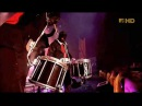 Slipknot the blister exist Primer solo (Chis Fehn, Shawn Crahan y Joey Jordison)