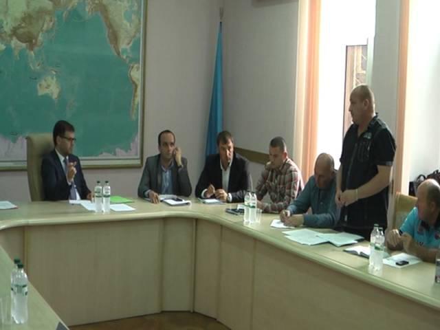 1 часть 15 червня відкрите засідання Громадської ради та керівництва Держрибагентства