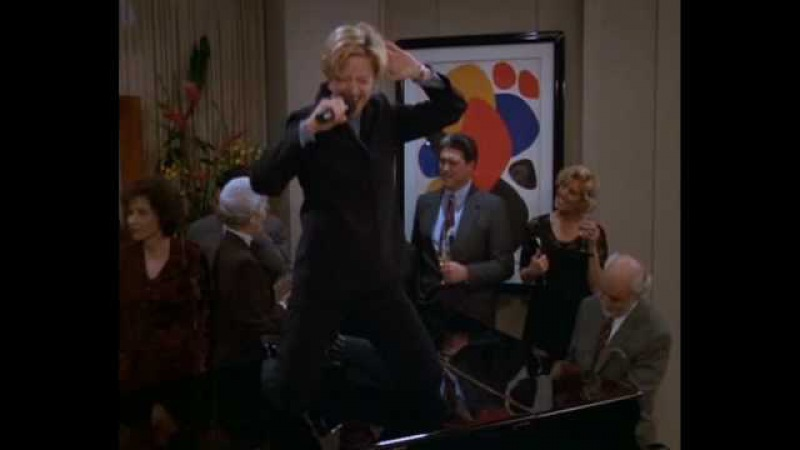 Ellen singing Makin Whoopee (HQ)