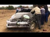 Последствия ужасной аварии экипажа: Топор - Перова #3