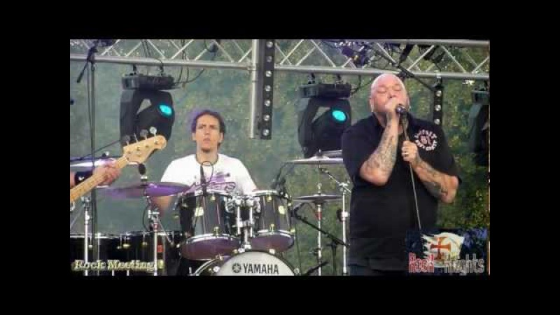 PAUL DI ANNO ROCK KNIGHTS Strange World 25/08/2012 (ex Iron Maiden)