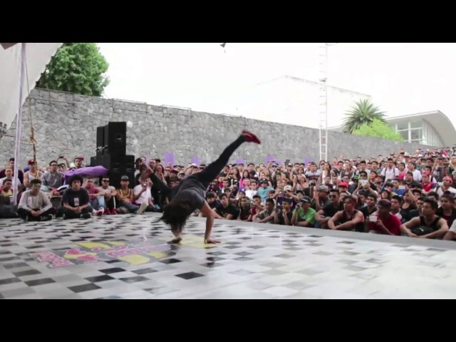 Bboy Kastrito powermove battle cuts 2016