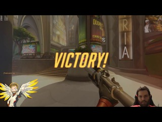 Overwatch: Best Play Of The Overwatch Game Ever - Overwatch Replay