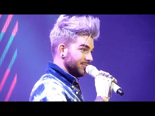 HD - Adam Lambert says