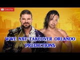 WWE NXT TakeOver Orlando NXT Championship Bobby Roode vs. Shinsuke Nakamura Predictions