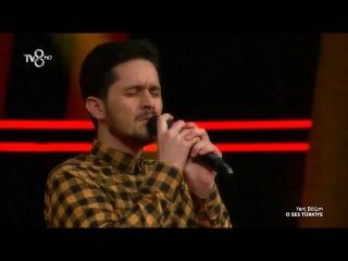 Azeri Mehman Tagiyev 'Sarı Gelin'- O Ses Türkiye 16 Aralık 2016