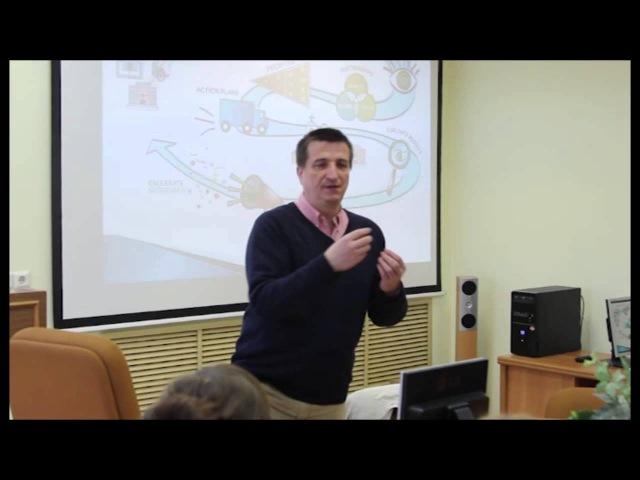 Лекция Как поднять провинцию Глеб Тюрин