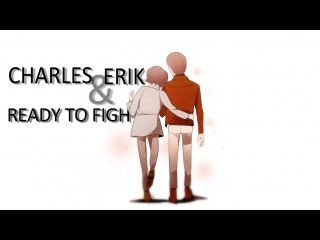Charles erik | ready to fight