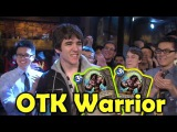 FireBat Brings OTK Warrior in the StarLadder HearthStone Tournament