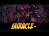 Miracle- Shadow Fiend amazing escape vs Alliance