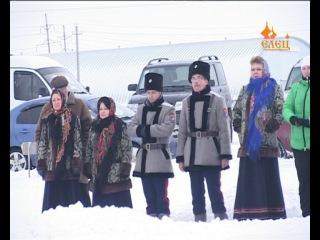 9 декабря на Казинской горе освятили часовню, входящую в мемориальный комплекс ...
