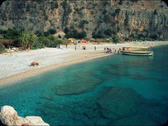 Türkiyedeki En Güzel 10 Plaj