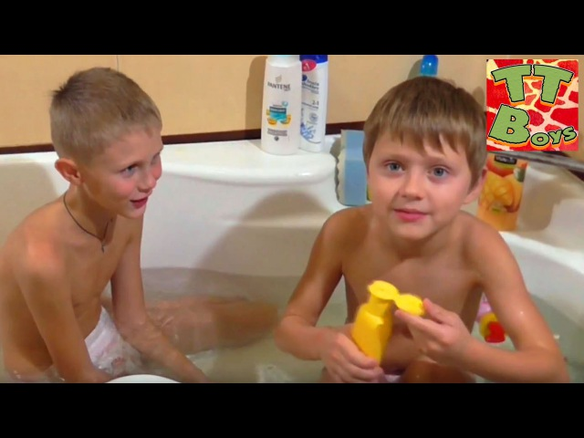 Bad Baby Igorek vs Bogdan Bath Time Prank! Compilation Funny Videos Tiki Taki